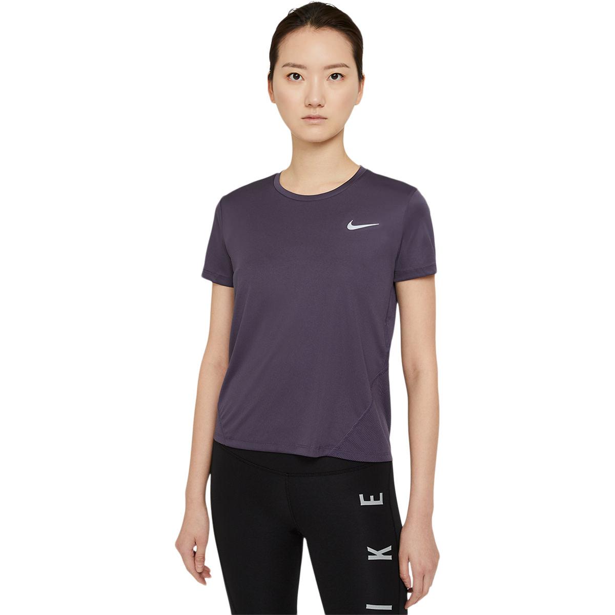 Nike Miler Løbe T-shirt Dame