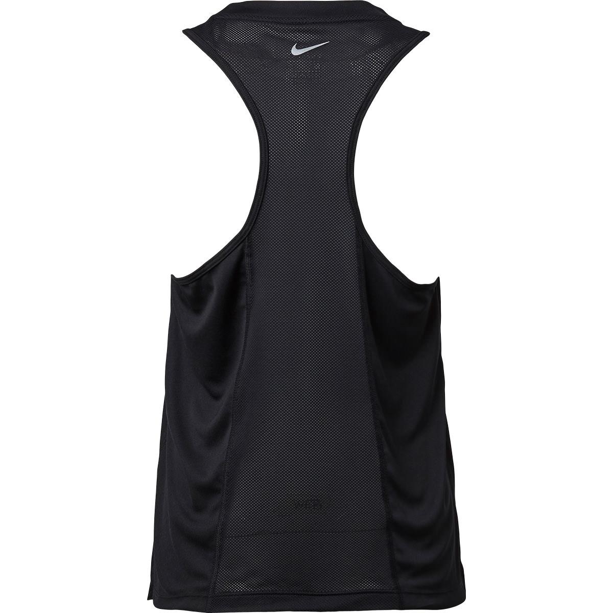 Nike Miler Løbetop Dame