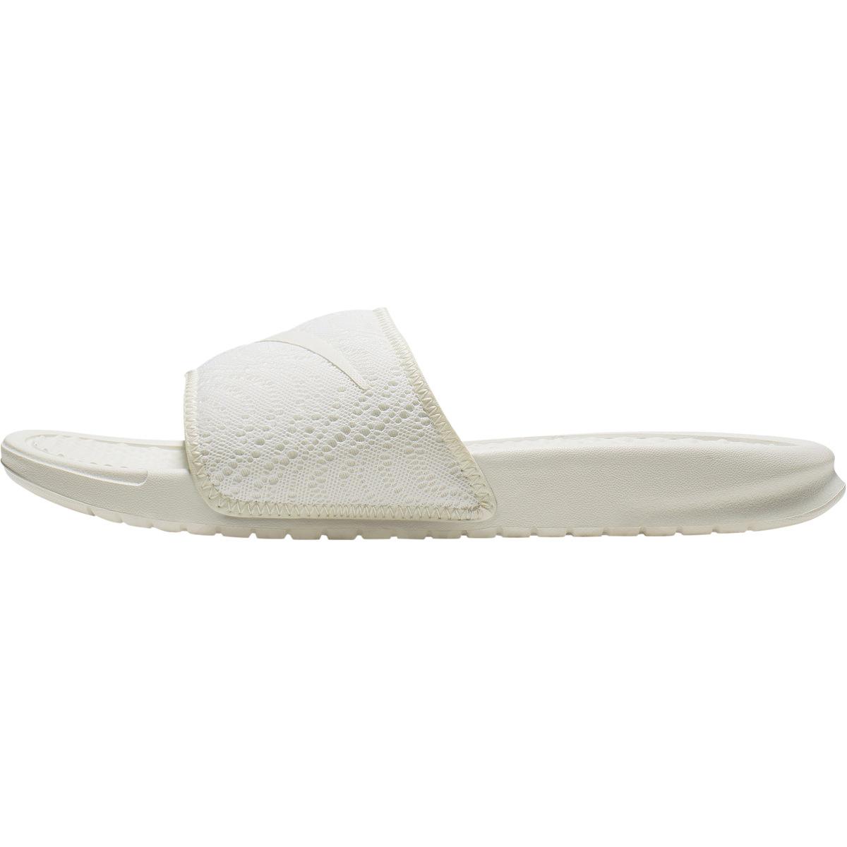 Nike Benassi Just Do It Textile SE Badesandaler Dame