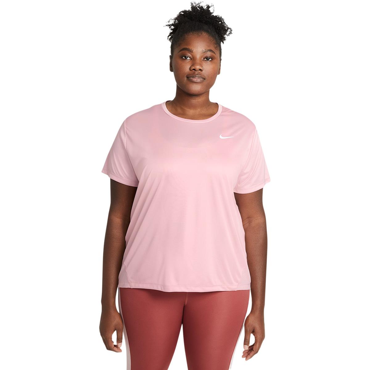 Nike Plus Dry Miler Løbe T-shirt Dame