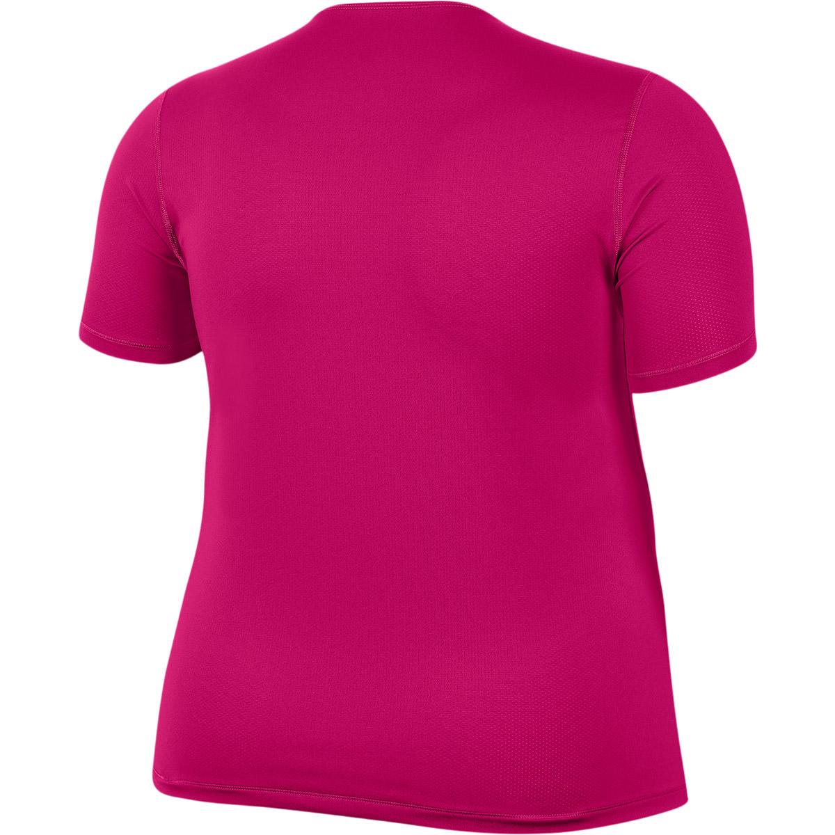 Nike Plus Pro All Over Mesh Trænings T-shirt Dame