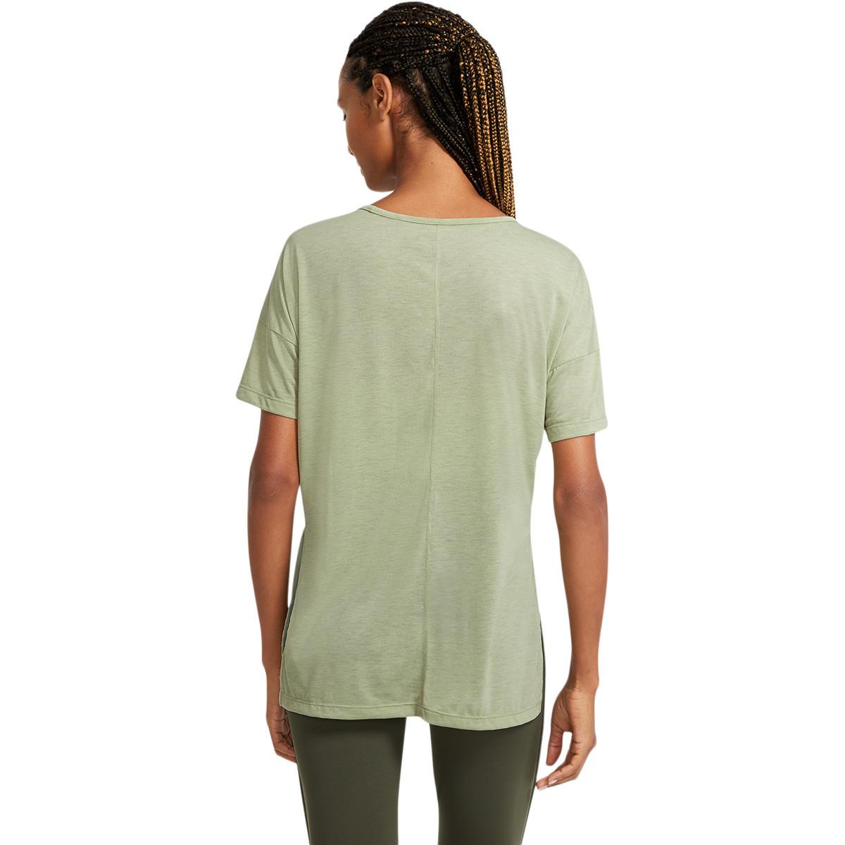 Nike Yoga Trænings T-shirt Dame