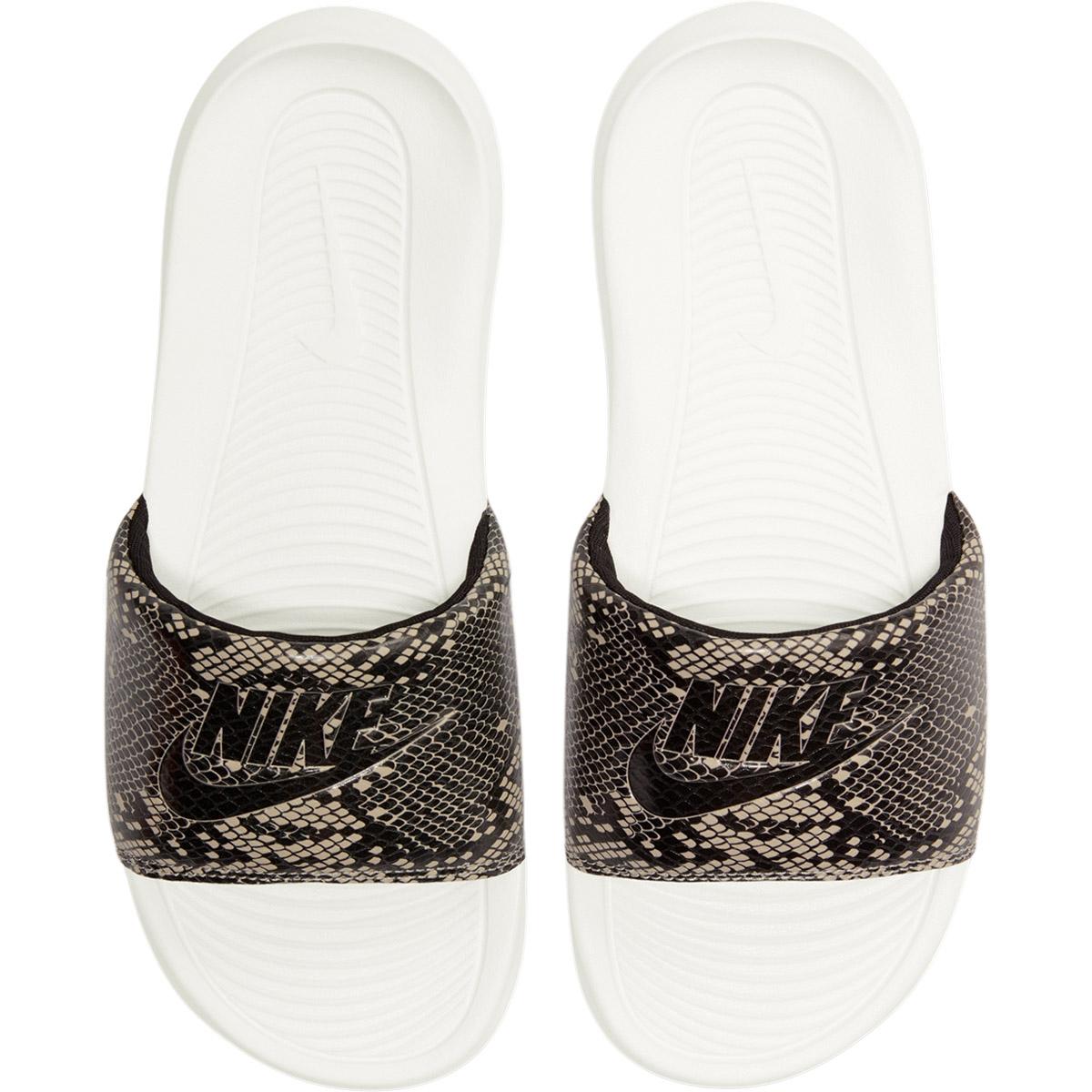 Nike Victori One Print Slide Badesandaler Dame
