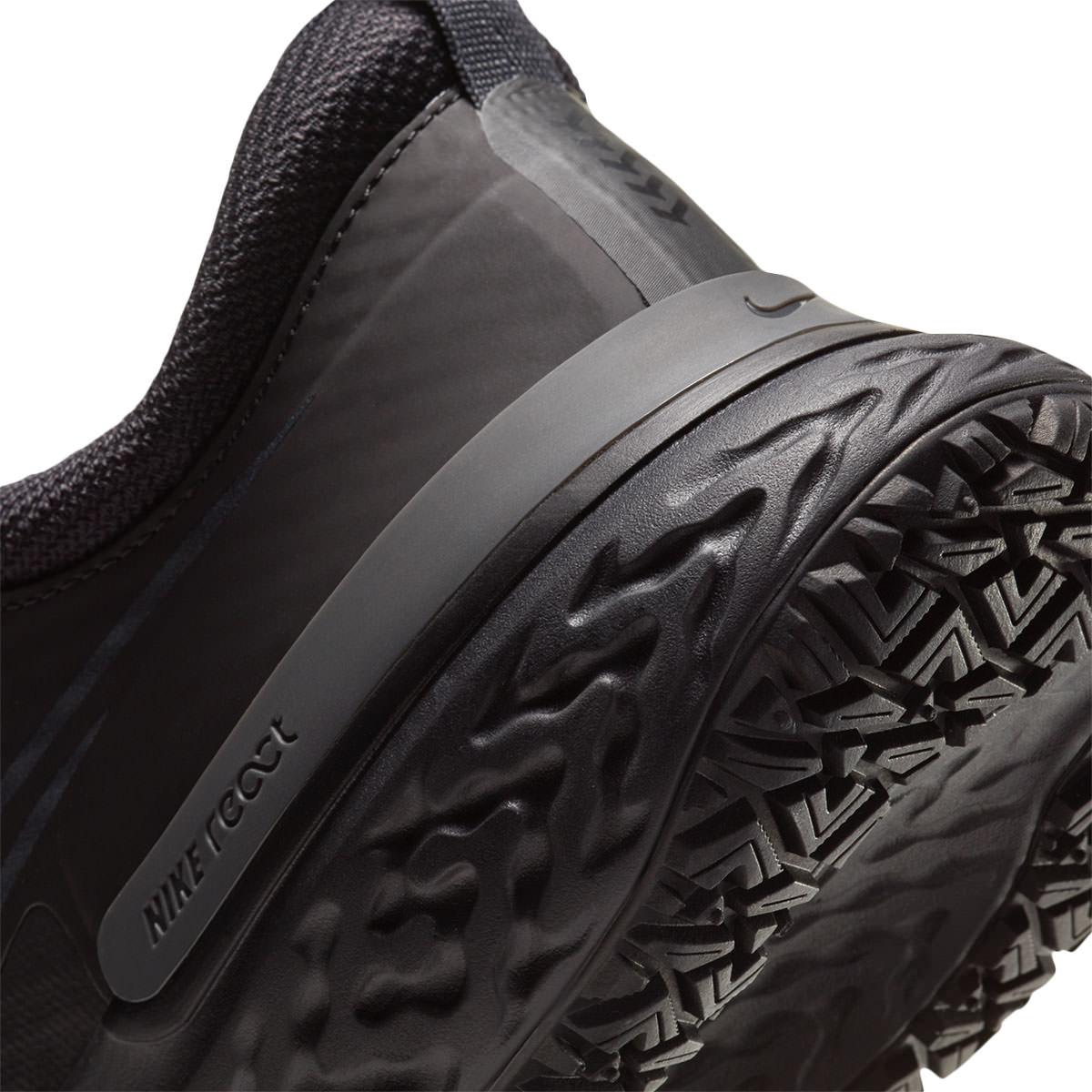 Nike React Miler Shield Løbesko Herre