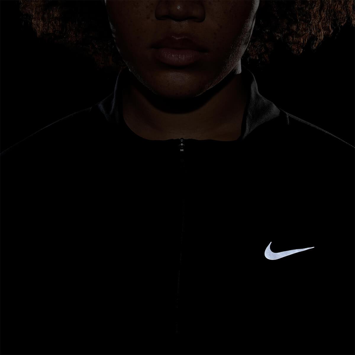 Nike Element 1/2 Zip Løbetrøje Dame