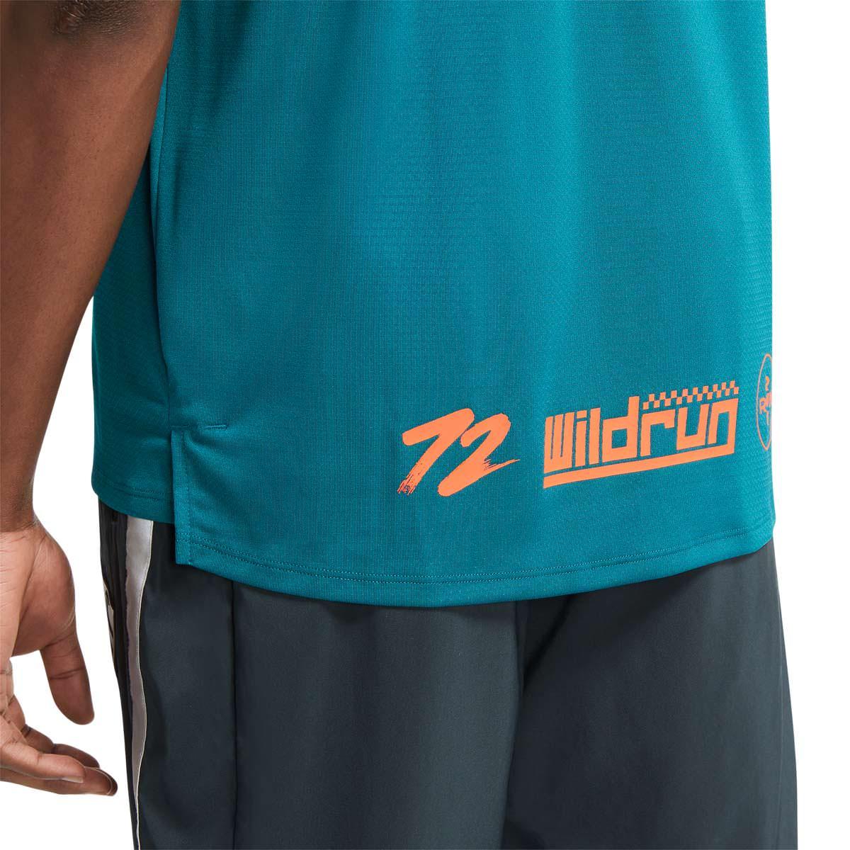 Nike Rise 365 Wild Run Løbe T-shirt Herre