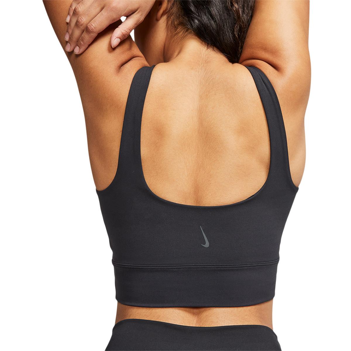 Nike Yoga Luxe Crop Top Dame