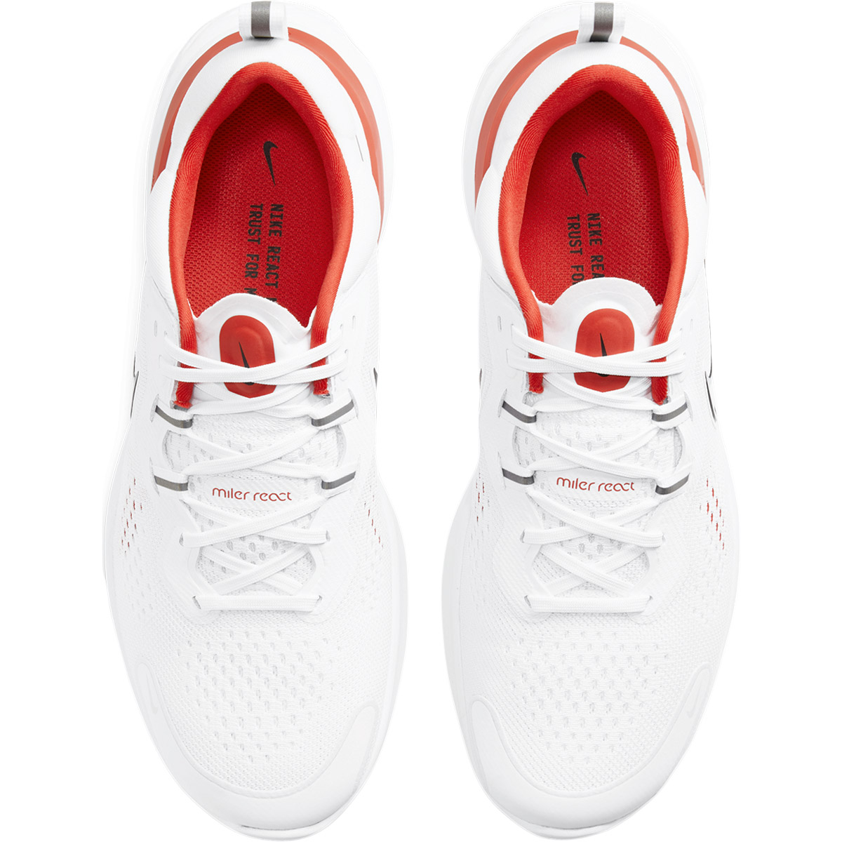 Nike React Miler 2 Løbesko Herre