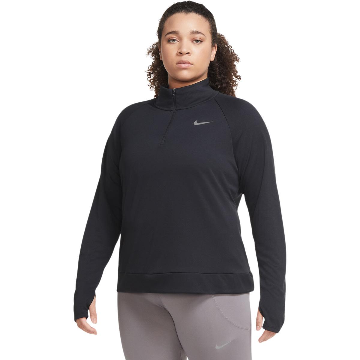 Nike Plus Pacer 1/2 Zip Løbetrøje Dame