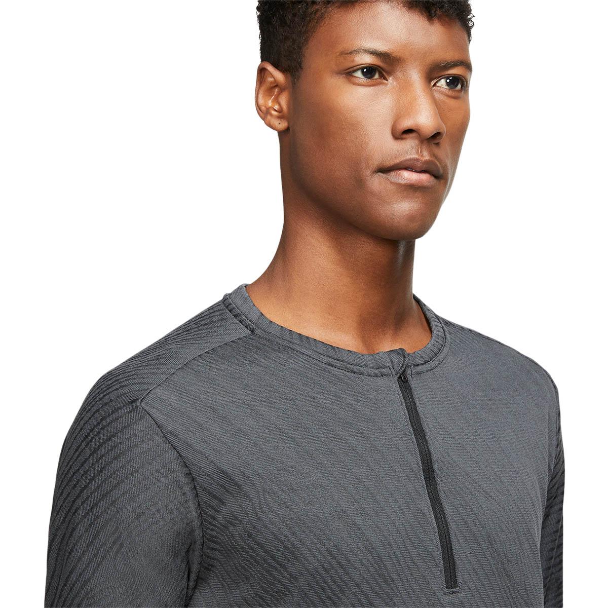 Nike Dri Fit Element 1/2 Zip Løbetrøje Herre
