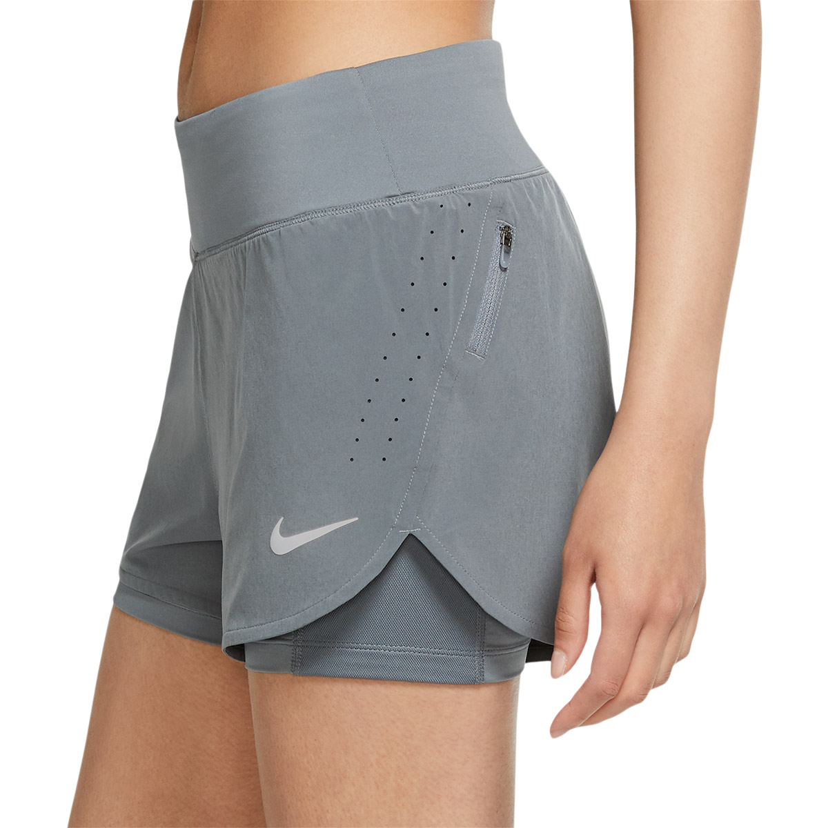 Nike Eclipse 2in1 Løbeshorts Dame