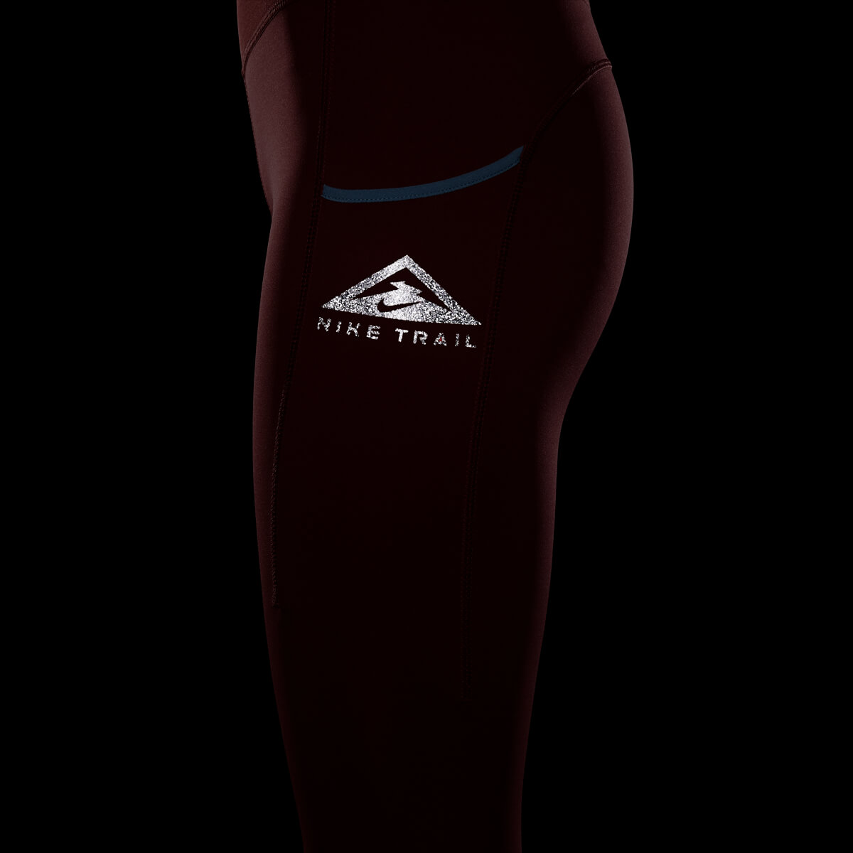 Nike Epic Luxe Trail Løbetights Dame