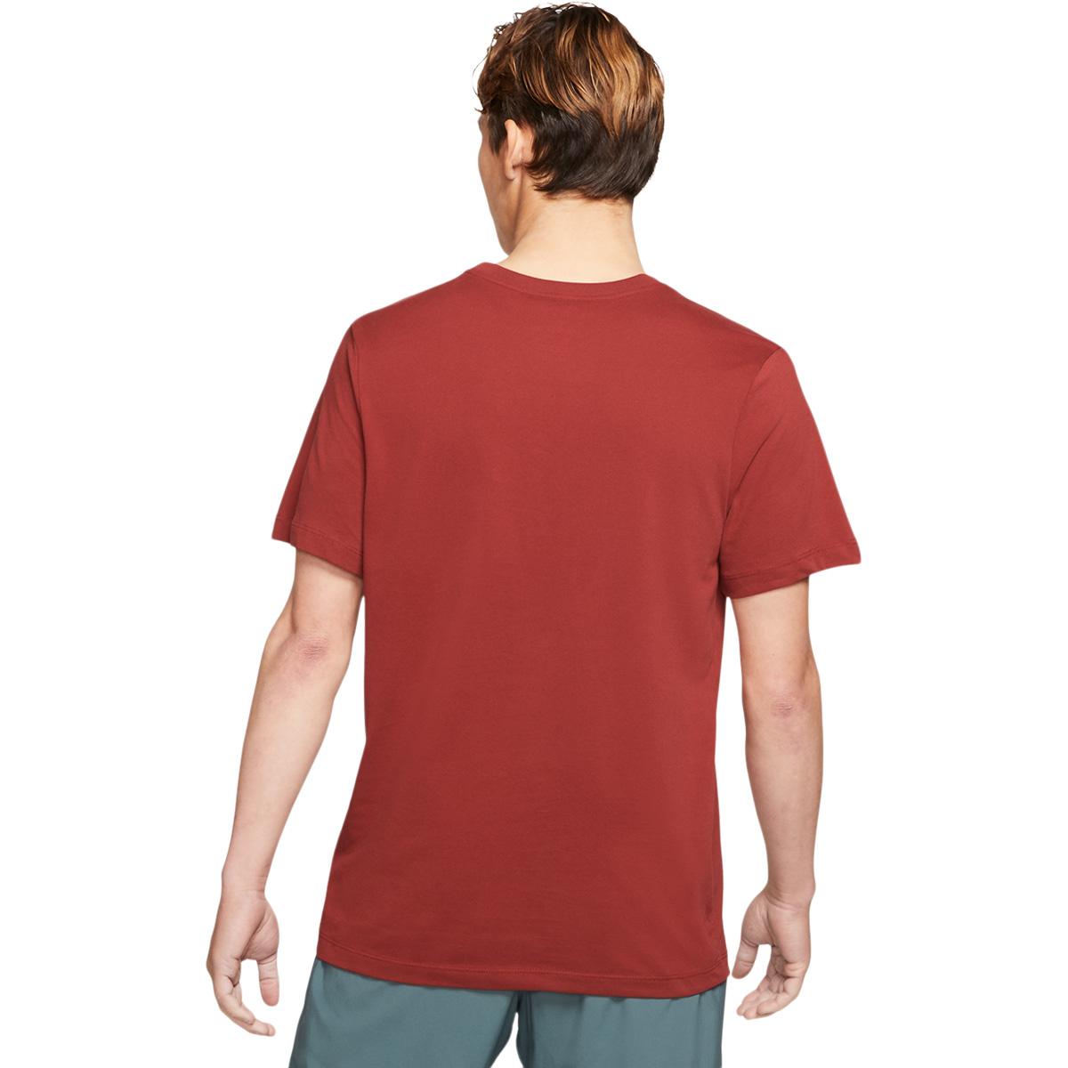 Nike Dri Fit Trail Løbe T-shirt Herre