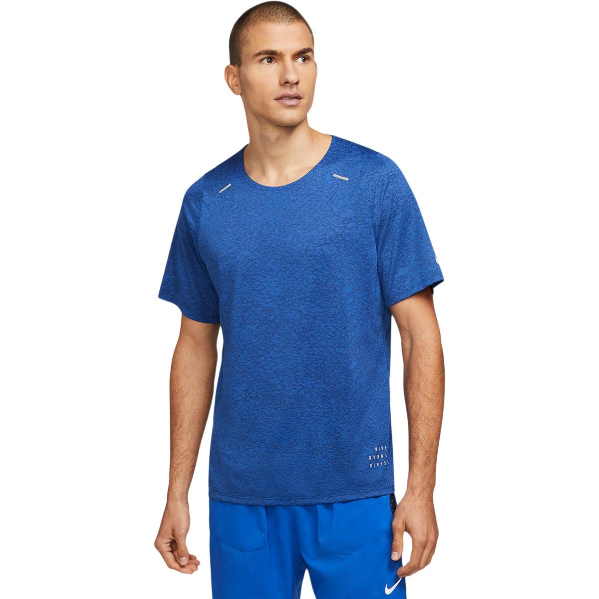 Nike Rise 365 Run Division Løbe T-shirt Herre