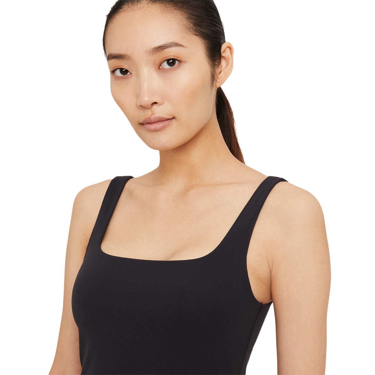 Nike Yoga Luxe Træningstop Dame
