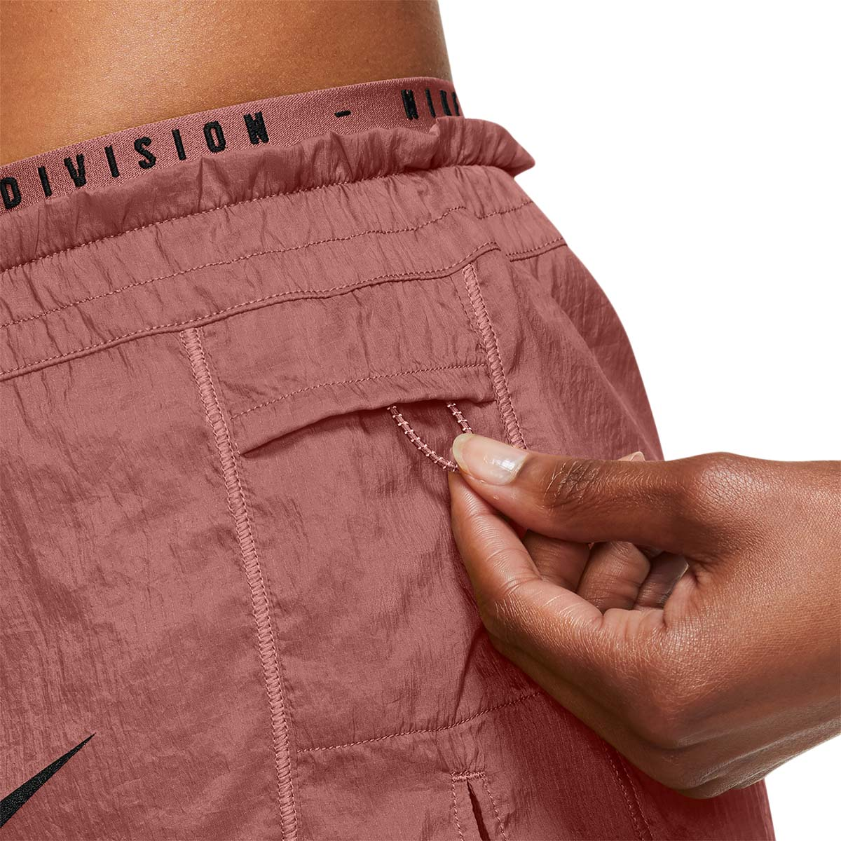 Nike Tempo Luxe Run Division Løbeshorts Dame