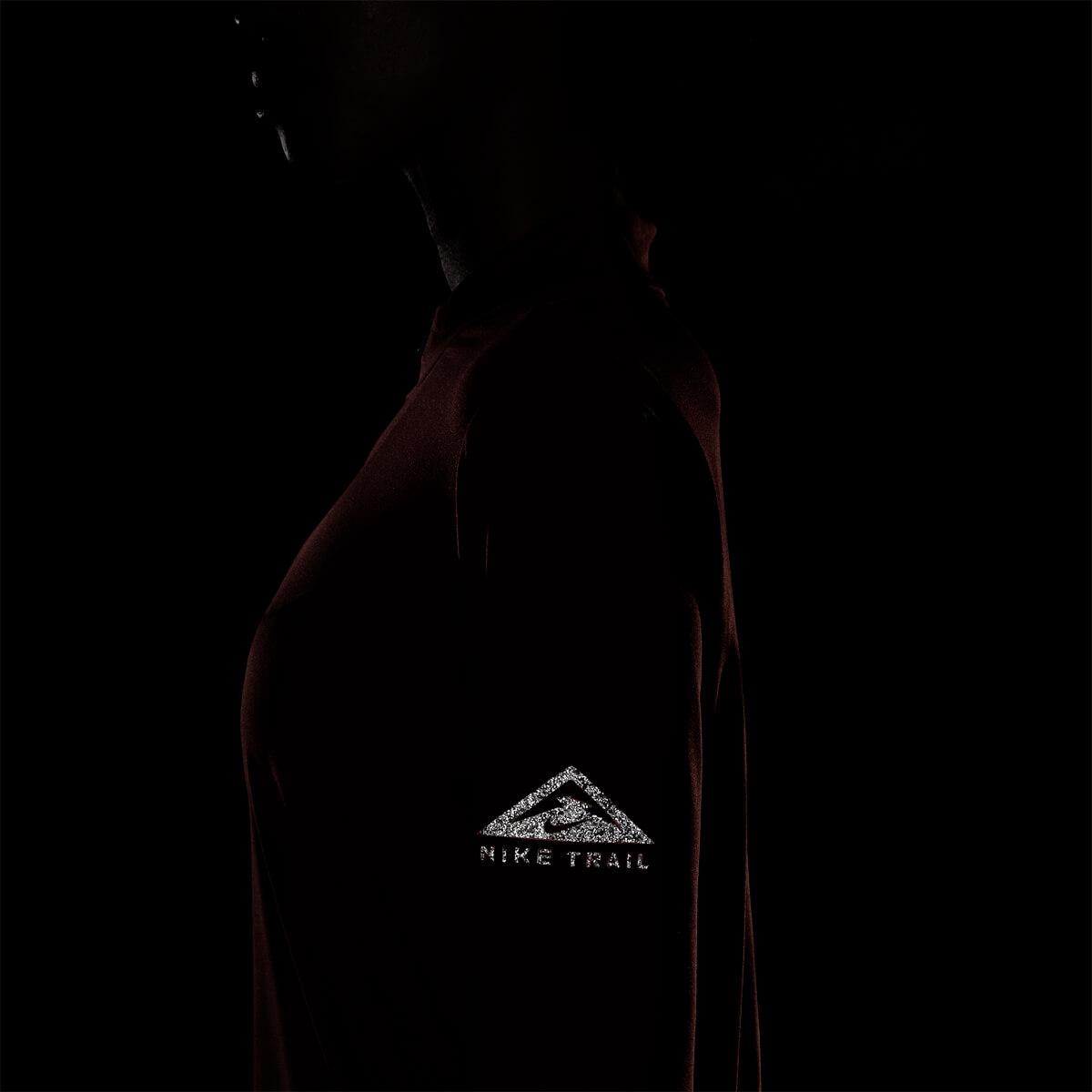Nike Element Trail Løbetrøje Dame