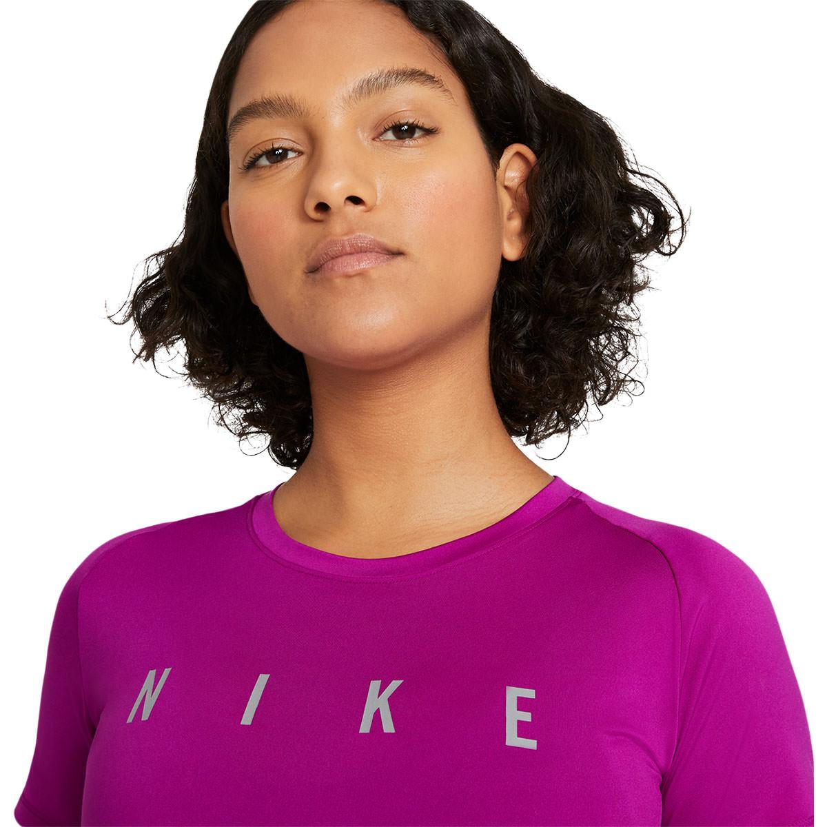 Nike Miler Run Division Løbe T-shirt Dame