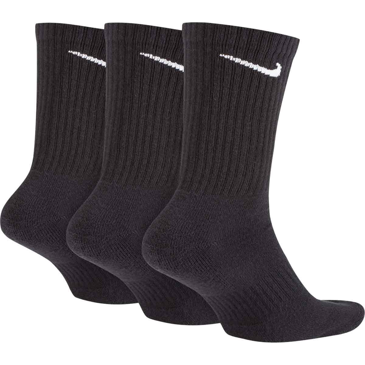 Nike Everyday Cushion Crew 3-Pak Strømper
