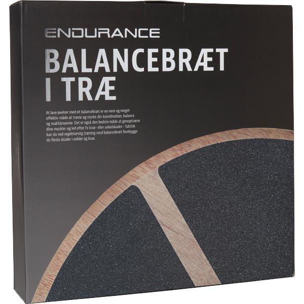 Endurance Wooden Balance Board