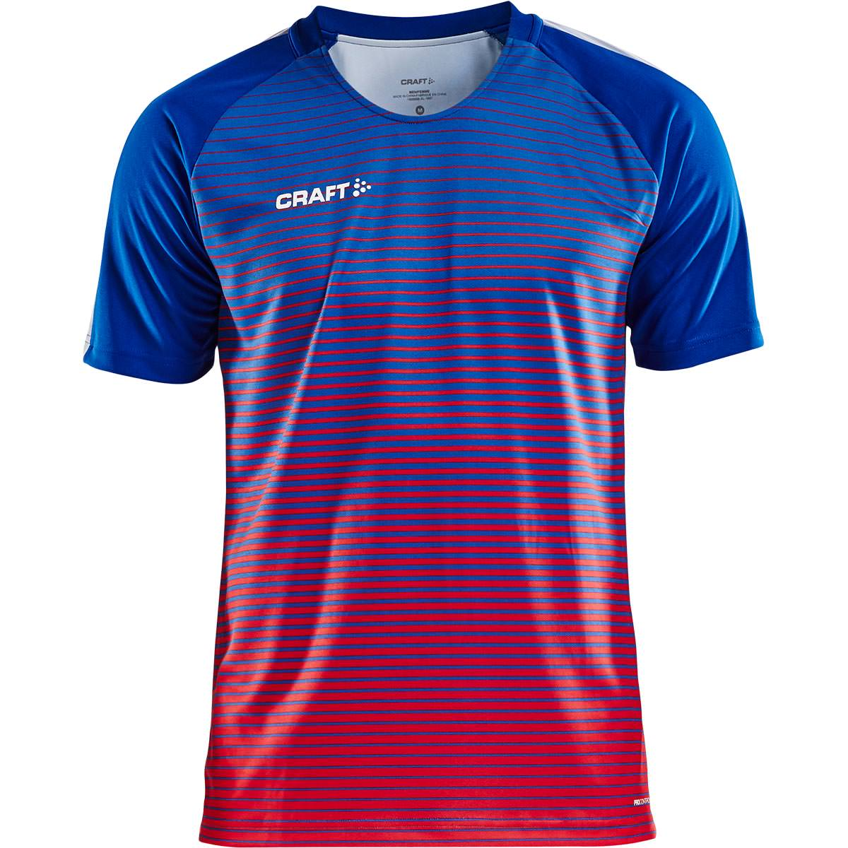 Craft Pro Control Stripe Trænings T-shirt Herre