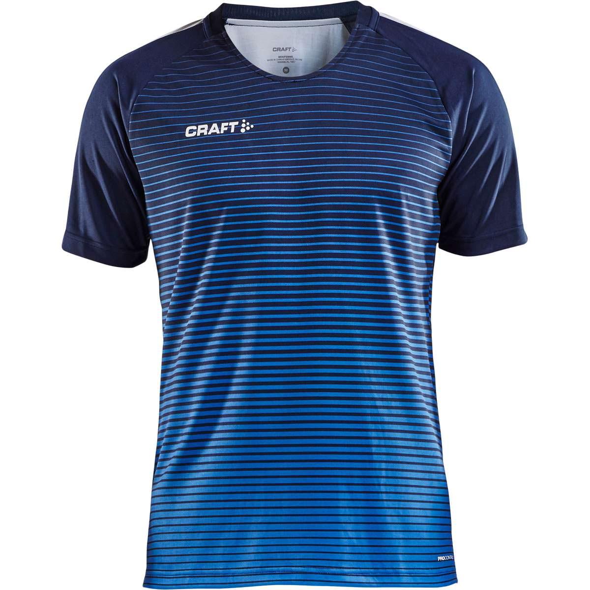 Craft Pro Control Stripe Trænings T-shirt Herre