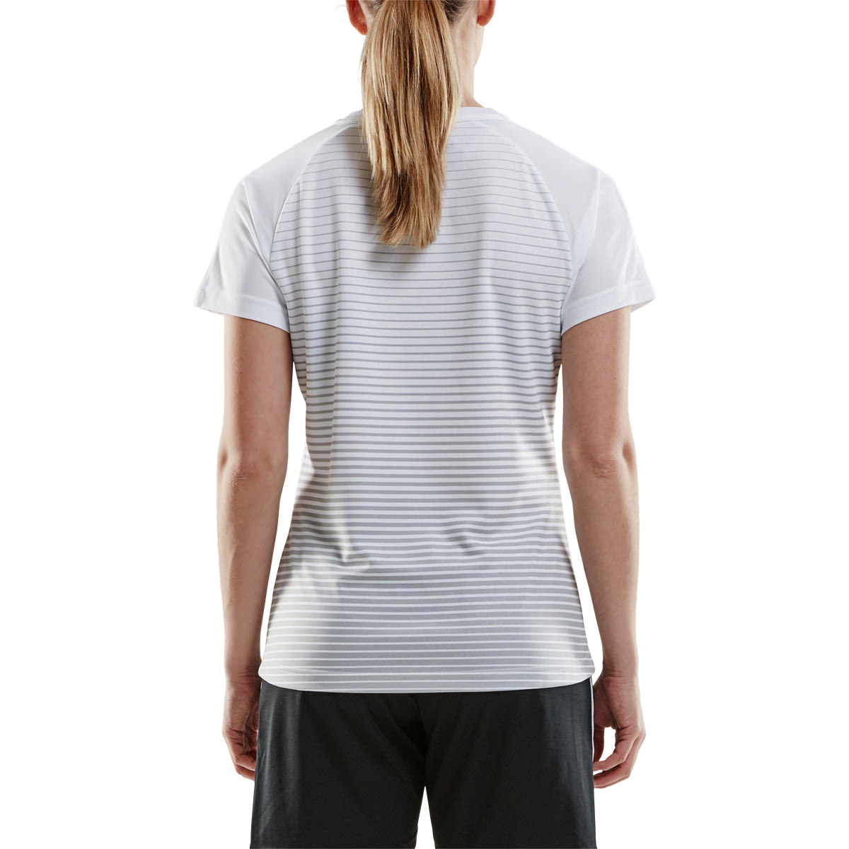 Craft Pro Control Stripe Trænings T-shirt Dame