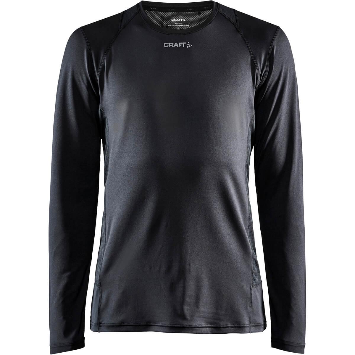 Craft Advanced Essence Langærmet Løbe T-shirt Herre