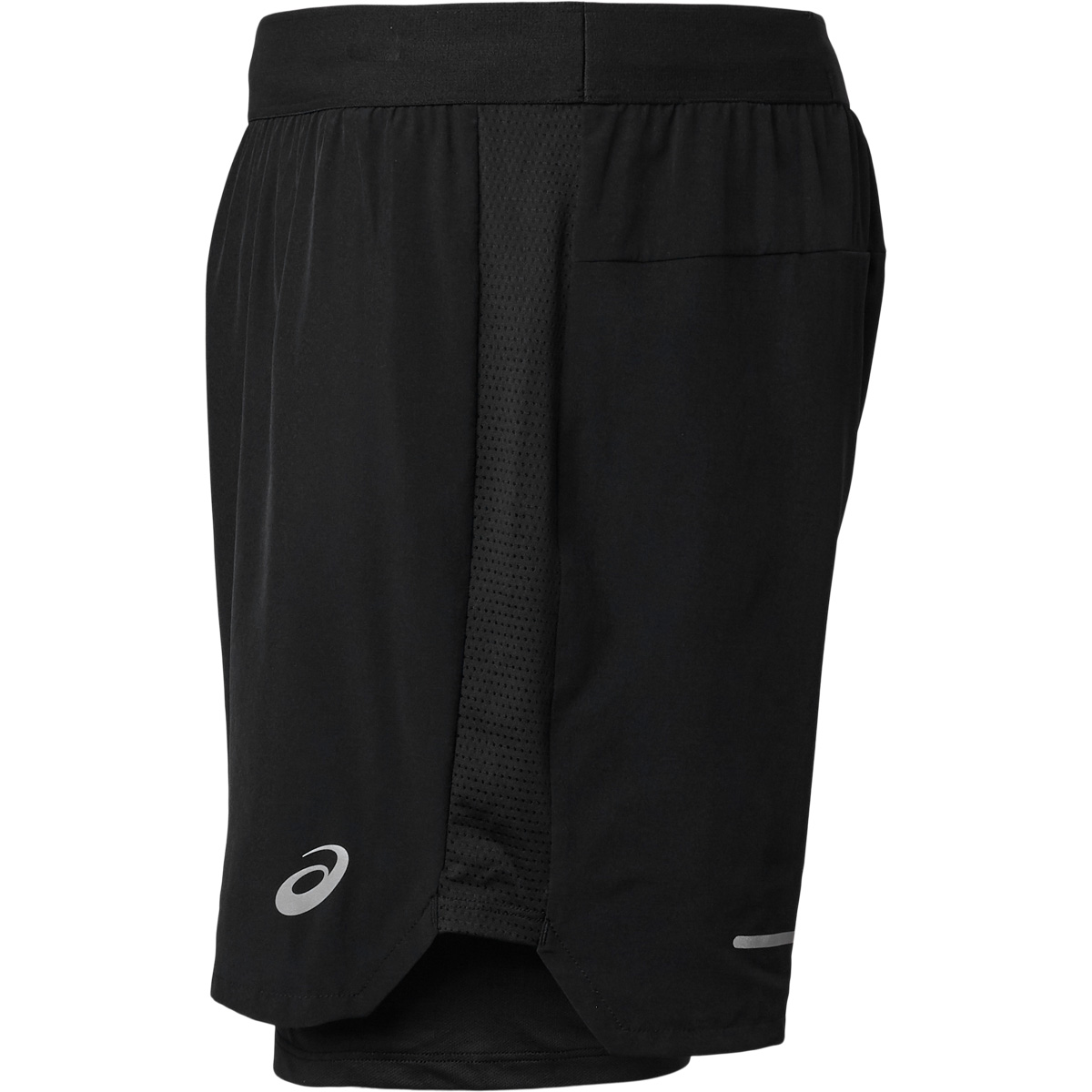 "Asics Road 2in1 7"" Løbeshorts Herre"