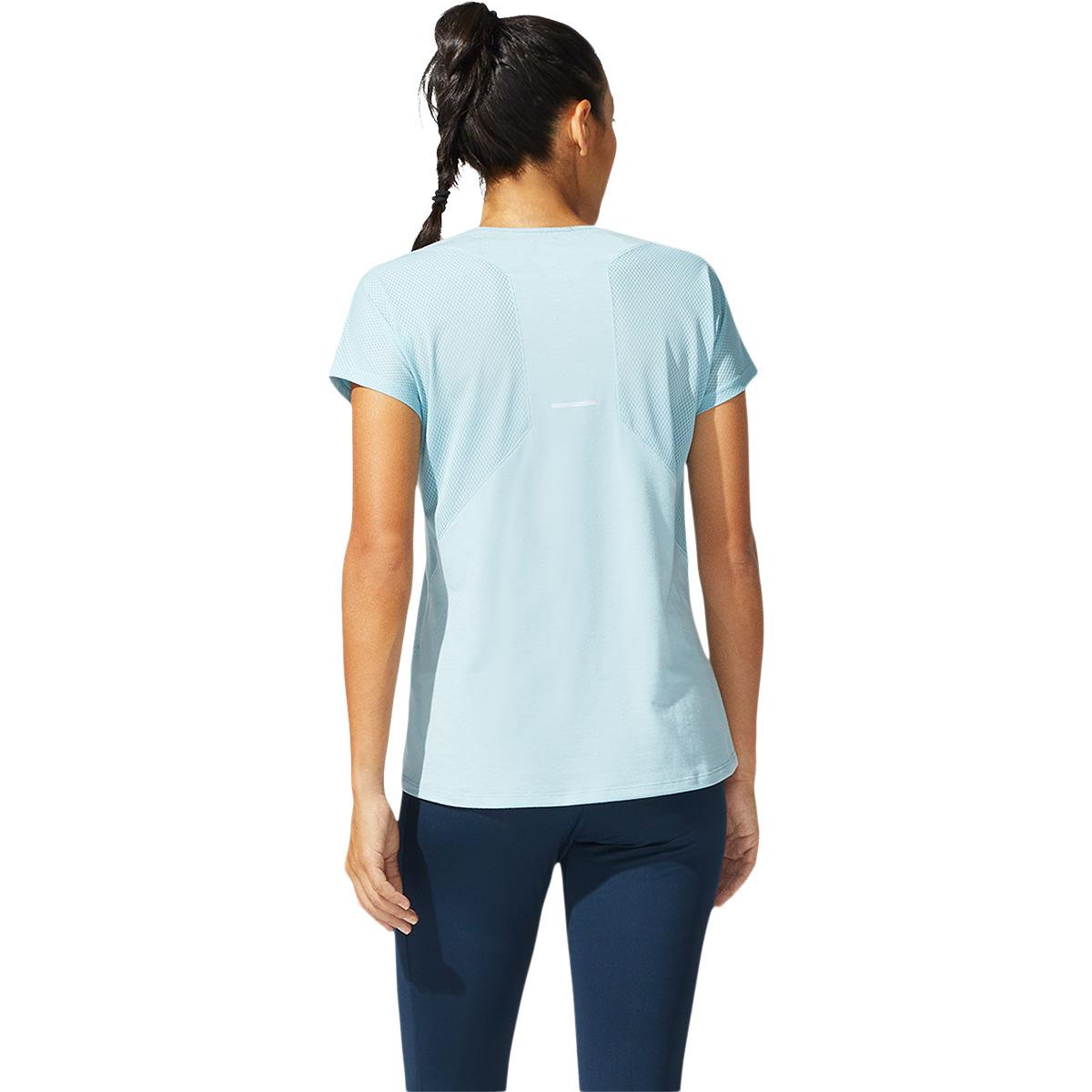 Asics V-Neck Løbe T-shirt Dame