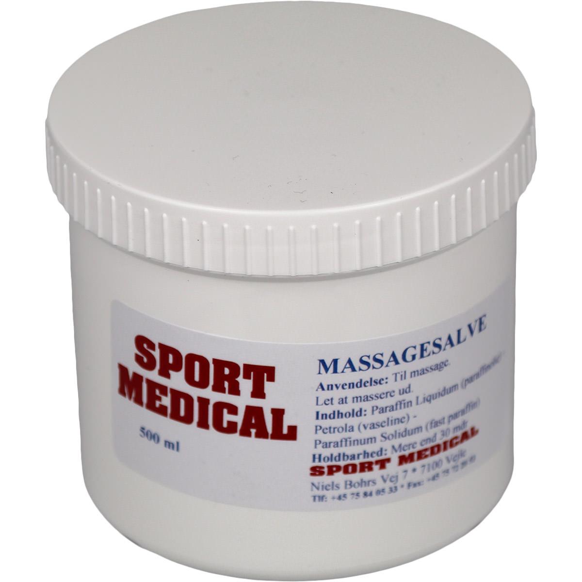 Sports Pharma SM Massagesalve