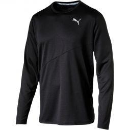 Puma Ignite Langærmet Løbe T-shirt Herre