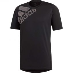 adidas FreeLift Badge Of Sport Graphic Trænings T-shirt Herre