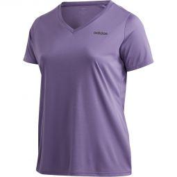 adidas Plus Designed 2 Move Trænings T-shirt Dame