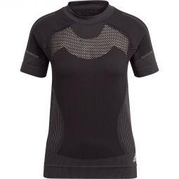 adidas Primeknit Løbe T-shirt Dame