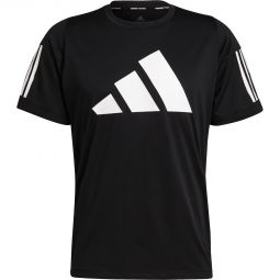 adidas Free Lift 3 Bar Trænings T-shirt Herre
