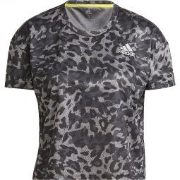 adidas Primeblue Graphic Trænings T-shirt Dame
