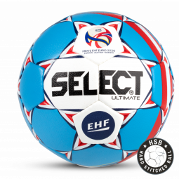 Select Ultimate EHF Euro 2020 Håndbold
