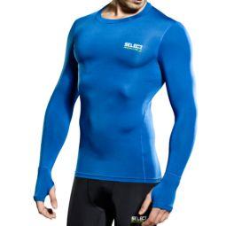 Select Kompression Langærmet T-shirt 6901 Herre