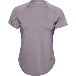 Under Armour Sport Hi-Lo Trænings T-shirt Dame