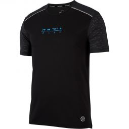 Nike Rise 365 Løbe T-shirt Herre