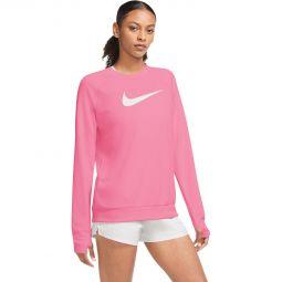 Nike Swoosh Run Crew Løbetrøje Dame