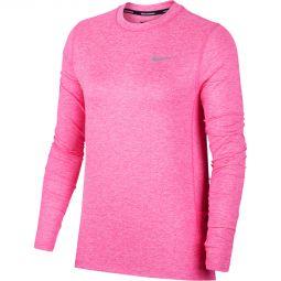 Nike Element Crew Løbetrøje Dame
