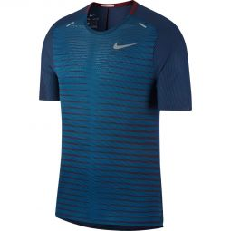 Nike TechKnit Future Fast Løbe T-shirt Herre