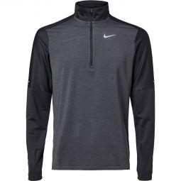 Nike Element 1/2 Zip Løbetrøje Herre