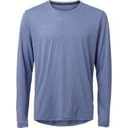 Nike Miler Run Division Langærmet Løbe T-shirt Herre