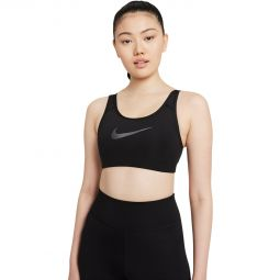 Nike Swoosh Icon Clash Strappy Sports BH Dame