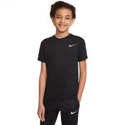 Nike Dri Fit Miler Løbe T-shirt Børn