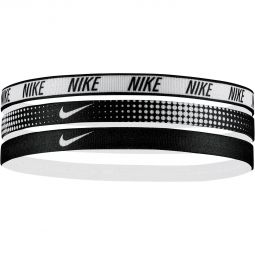 Nike Printed 3-Pak Hårelastik