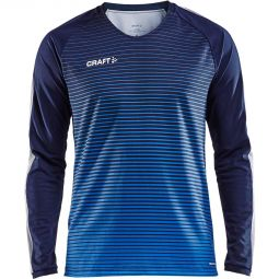 Craft Pro Control Stripe Langærmet Trænings T-shirt Herre